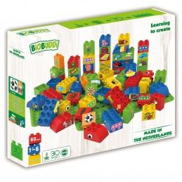 Con formas 60 piezas + 2 bases