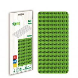 Base de plástico Verde