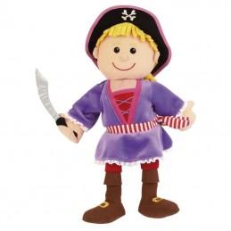 Marioneta Niña Pirata