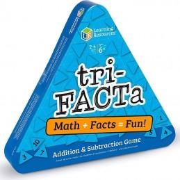 Tri-Facta juego de suma y...