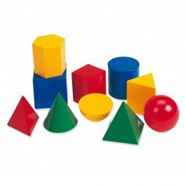 Cuerpos geométricos 10 figuras
