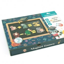 ANIMALS MAGNETIC GAMES