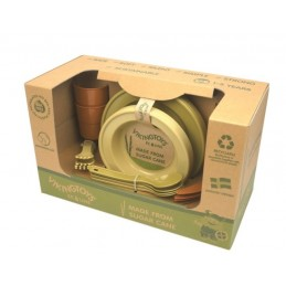 EARTH COLOR DINNING SET