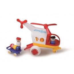 AMBULANCE HELICOPTER + 2...