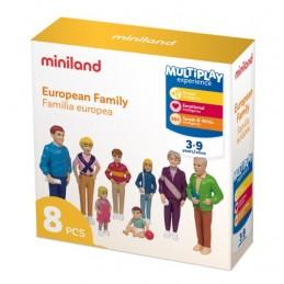 FAMILIA EUROPEA 8 UDS