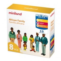 FAMILIA AFRICANA 8 UDS