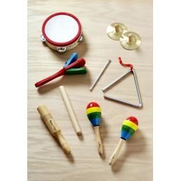 Set instrumentos musicales...