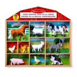 Colección animales granja