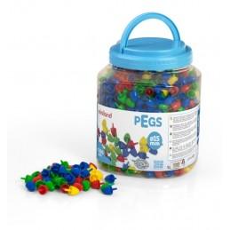 PEGS 15 MM 1300 PCS.PRIMARY C.
